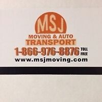 MSJ Movers: Norfolk, Brantford, Simcoe, Caledonia, Tilsonburg