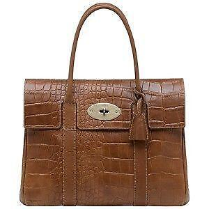 1887aefdc4 Brown Mulberry Bag