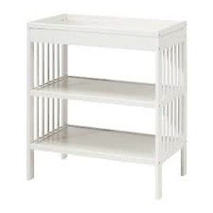 Ikea Gulliver Infant Changing Table