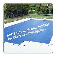 Fall Pool Closing Special Book now
