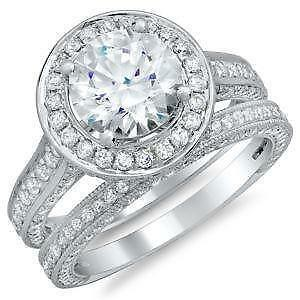 platinum diamond wedding rings - Ebay Wedding Rings