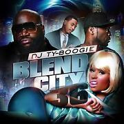 Hip Hop Mix CD