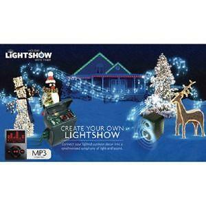 Christmas Light Show | eBay