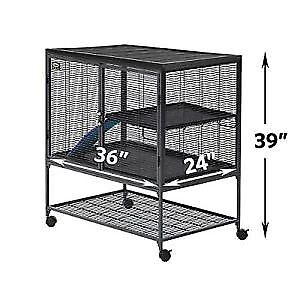 Cage Critter Nation simple