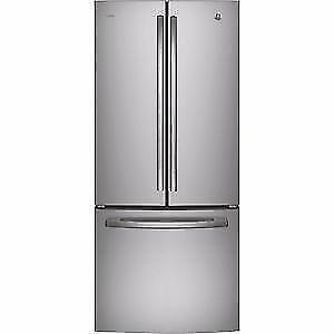R??frig??rateur GE Profile 30po eau et glace 20.8 pi.cu stainless