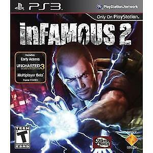 Infamous 2 - PlayStation 3 Standard Edition