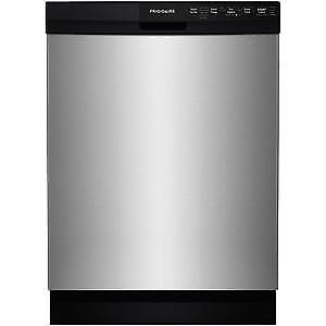 Frigidaire stainless 24-inch Built-In Dishwasher