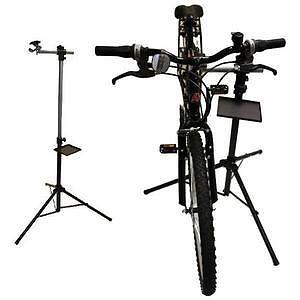 PEDALPRO BICYCLE REPAIR WORK SHOP STAND BIKE/CYCLE MAINTENANCE/FOLDING/FOLD AWAY