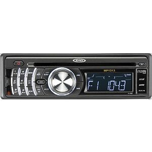 Jensen Car Stereo CD, MP3, WMA Receiver With Detachable Face & Remote