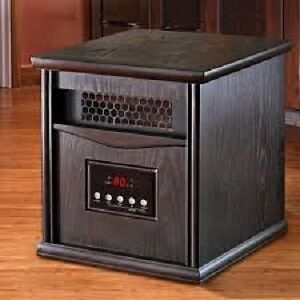 DYNAMIC 6 ELEMENT INFRARED SPACE HEATER