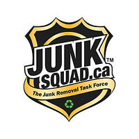 JUNK SQUAD.ca now hiring drivers! Start today!