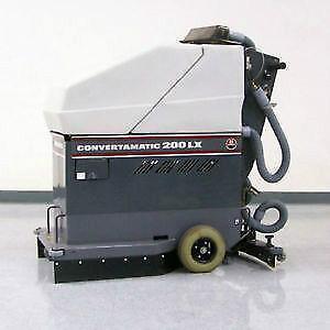 Floor Scrubber - Advance model 20 - Automatic!!