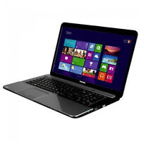 TOSHIBA LAPTOPS - SUPER BLOWOUT SALE – GOING FAST