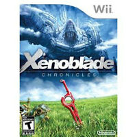 (Wanted) Xenoblade Chronicles for the Wii