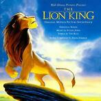 cd ost film/soundtrack - Various - The Lion King (Original..