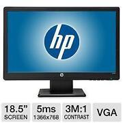 HP 19 Monitor