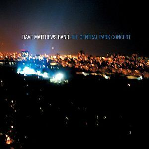 Dave Matthews Band-Central Park Concert-3 cd set