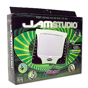 NEW / IN BOX Jam Studio Digital Graphic Drawing Tablet