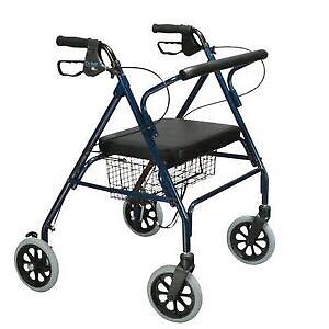 Gently used walker w/basket