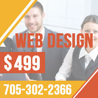 Muskoka Web Design - Website Development - Wordpress - Designer