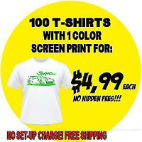 Custom T-shirts & More - Fast & Affordable
