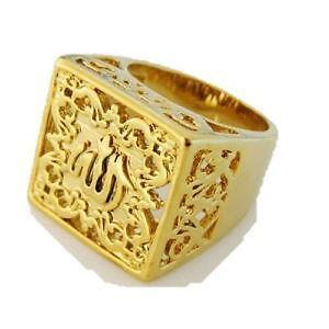 Islamic Ring Men Ebay