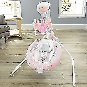 Fisher price Pearl Chandelier Cradle baby Swing