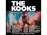 The Kooks Tickets x2