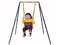 HEDSTROM INDOOR OUTDOOR BABY SWING