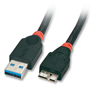 Lindy USB 3.0 A Male to A Male Cable