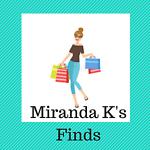 Miranda K's Finds