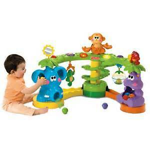 FP Go Baby Go Crawl and Cruise Musical Jungle