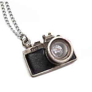 Camera necklace ebay vintage camera necklaces aloadofball Gallery