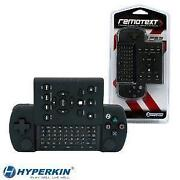 PS3 Remote Keyboard