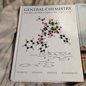 General Chemistry: Principles and modern applications- 10th ed. Cambridge Kitchener Area image 1