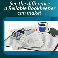 Financial Services Available- Bookkeeping/Accounting
