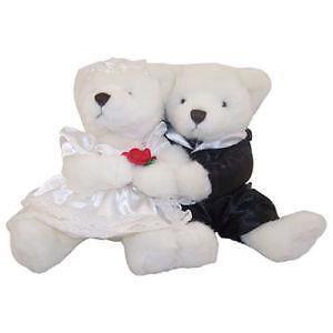 c48e466c7f7 Wedding Teddy Bear