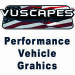VuScapes Truck Window Graphics