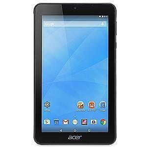 "ACER B1-770-K9BC QC 16GB 7"" IPS BT ANDROID 5-BLK"