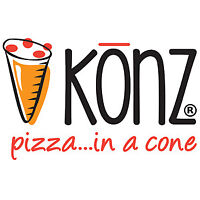 Konz Pizza...in a cone is hiring at St.Albert Center