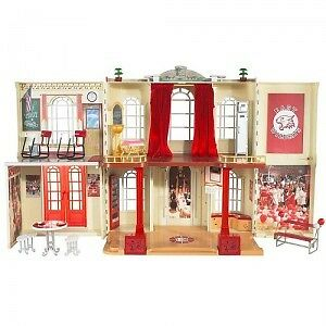 How To Customize With Paint A Barbie Doll House Ebay