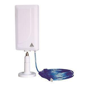 Usb wifi antenna ebay for Antenne wifi sectorielle exterieur