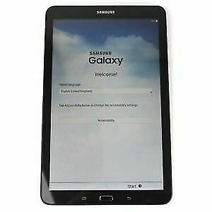 tablette samsung TAB E NEUF,ANDROID,WIFI,BLUETOOTH,GPS,10P,16G