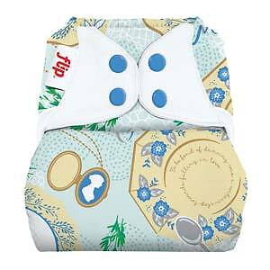 Flip Organic Day Pack - Cloth Diapers for the Day! Gatineau Ottawa / Gatineau Area image 3