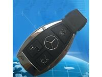Mercedes Benz key programming service