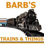 Barb's Trains and Things