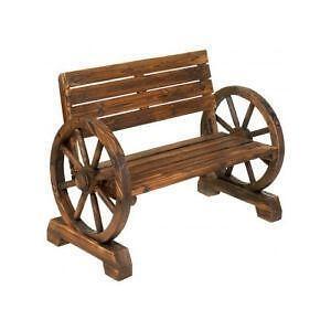 Vintage Wood Bench Ebay