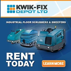 Floor Scrubber & Sweeper Rentals. The Best Machines For Less
