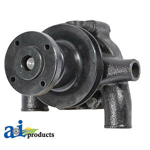 Water pump w/ Single Pulley Part no  A-747542M91