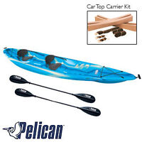 Pelican Apex 130T SE Sit-on-top Tandem Kayak